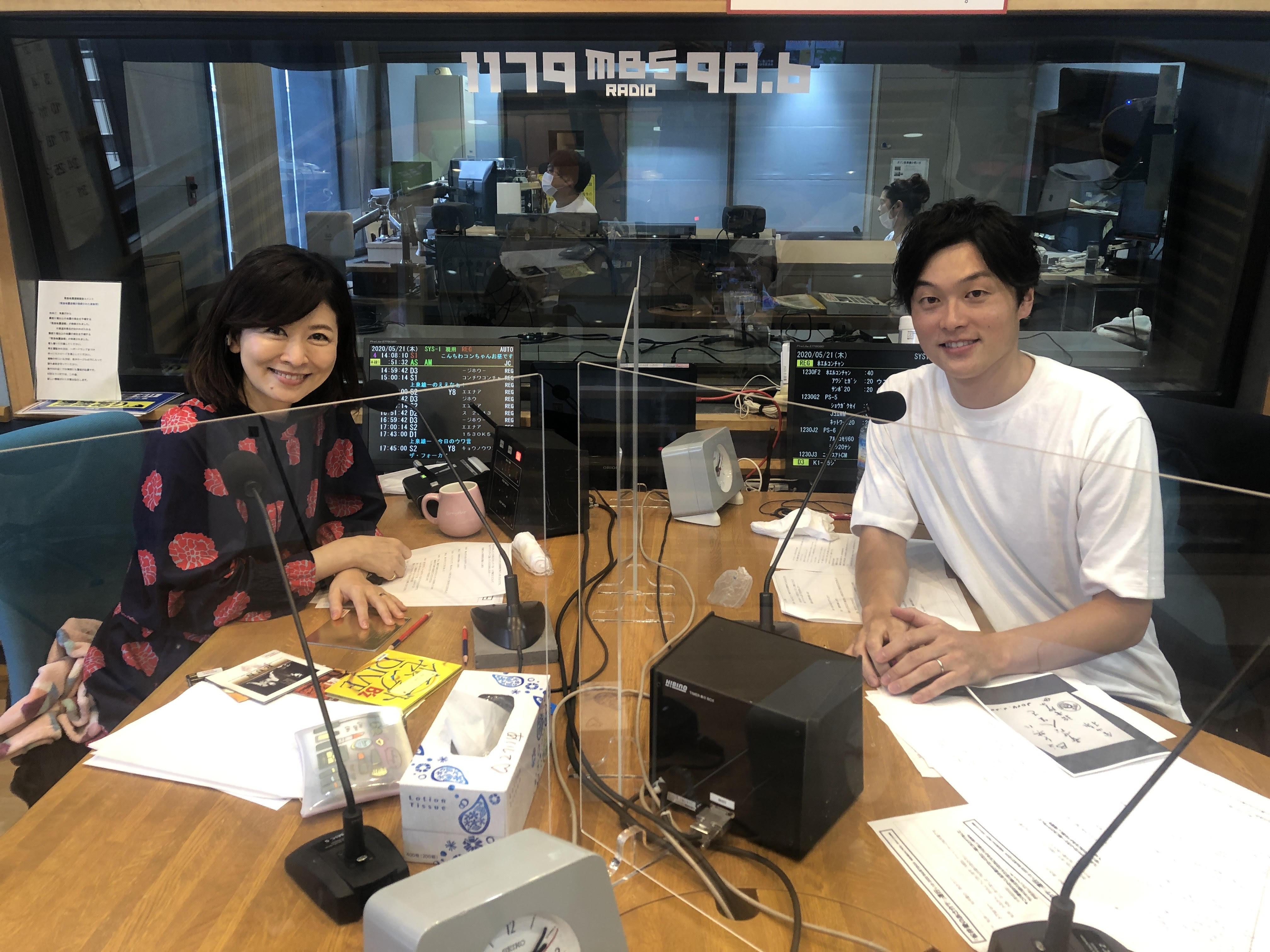 ラジオ アナウンサー mbs